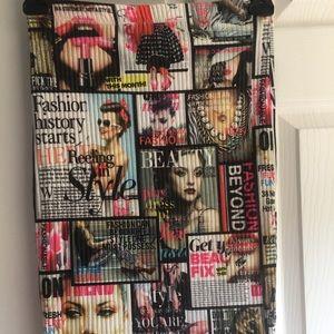 Rue 21 Rib Knit Pencil Skirt Sz L